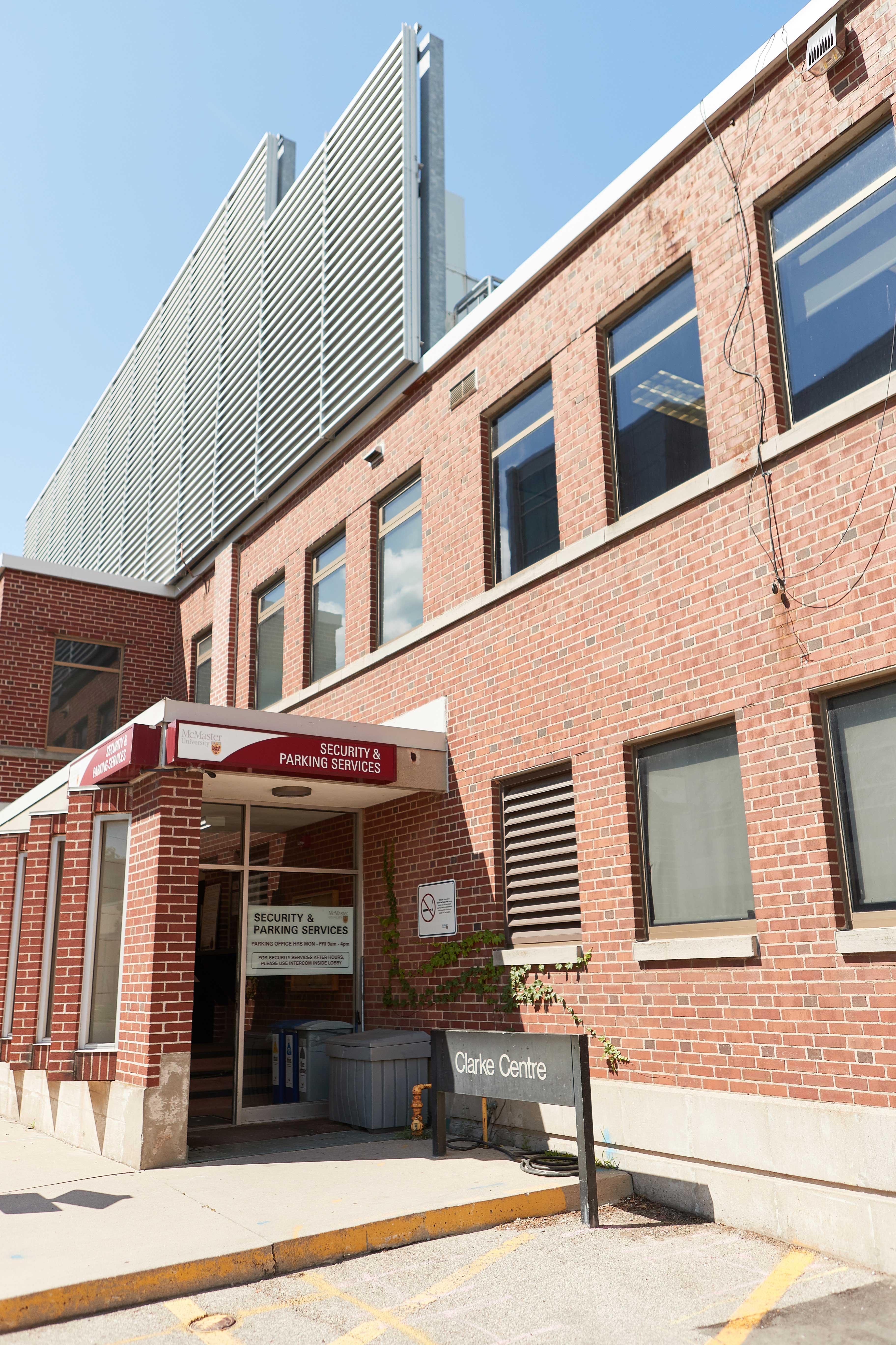 E. T. Clarke Centre