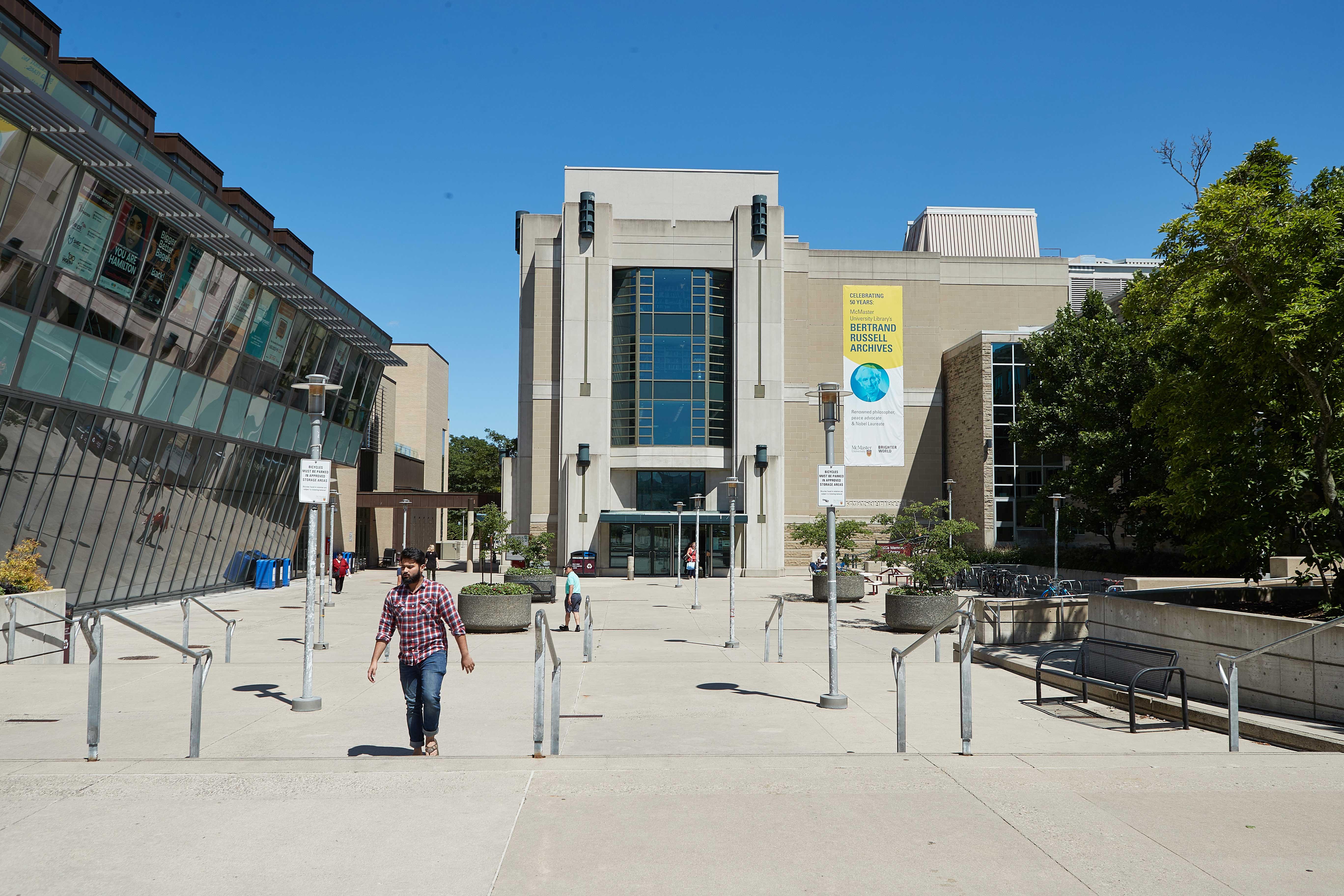 Mills Memorial Library